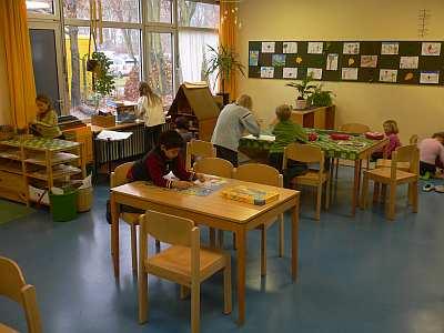 Freispiel im Schülerhort
