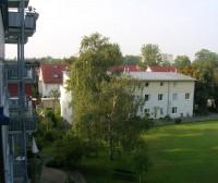 Diakonissenhaus Bethlehem, Karlsruhe  -- Blick nach Süd-Westen