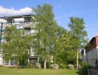 Diakonissenhaus Bethlehem, Karlsruhe  -- Garten im Frühsommer