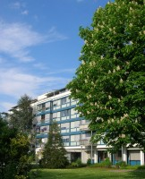 Diakonissenhaus Bethlehem, Karlsruhe  -- von Westen