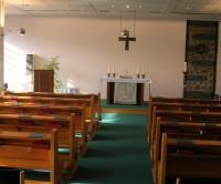 Diakonissenhaus Bethlehem, Karlsruhe  -- Kapelle